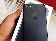 ايفون 7 أسود 128