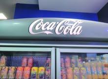ثلاجة مشروبات كوكاكولا