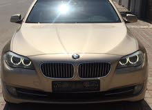 Beige BMW 523 2011 for sale