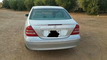 Available for sale! 180,000 - 189,999 km mileage Mercedes Benz C 240 2002