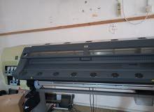 ماكينة طباعة خارجية وداخلية HP designjet L25500