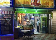 مطعم شاورما للبيع حي الفيصلية جدة