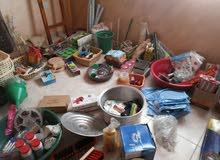 بضاعة محل ادوات منزليه ونثريات