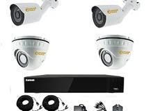 أقوى العروض على كاميرات المراقبة مع التركيب