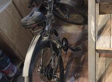 دراجه هوائيه تقفل و تفتح لتوضع بالسياره