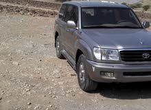 Gasoline Fuel/Power   Toyota Land Cruiser 2001