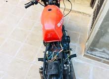 سوزكي gsx 400 معدله عل نظام cafe racer موطو محرك الله يبارك تحتاج لخدمة كهرباء 0925337872