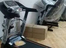 مشاية كارما متعددة بالالعاب 2.5حصان تتحمل وزن130ك جديدة ضمان سنتين