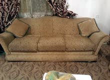 sofa set of 3 with cushions