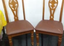 Available for sale in Hawally - Used Tables - Chairs - End Tables