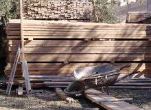 خشب طوبار مستعمل للبيع