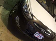 Used condition Hyundai Accent 2016 with  km mileage