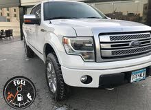 FORD F150 platinum 2013