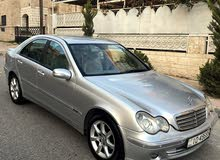 +200,000 km Mercedes Benz C 200 2005 for sale