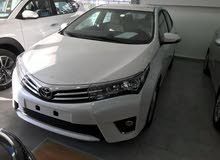 New Toyota Corolla in Tripoli