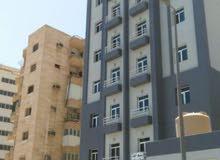 عماره لايجار في حولي شارع قتيبه 31 شقه غرفتين وصاله ومطبخ وحمامين لم تسكن من قبل