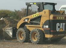 شيول  CAT.  216B. موديل2007