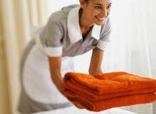 يوجد خادمات للتنازل مدربات جميع الجنسيات مع التجربه