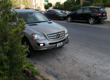 Mercedes ML350 4MATICK  2007  مرسيديس أم ل
