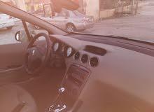 بيجو 308 موديل 2009 للبيع بسعر مغري