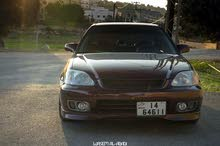 Honda civic 98 بسعر مغري
