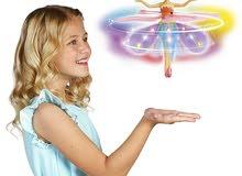 كما في الاحلام ستحلق الجنية الطائرة حول ابنتك الجميلة