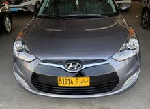 Hyundai Veloster car is available for sale, the car is in Used condition