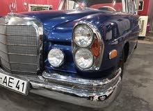 مرسدس كلاسك موديل 1967 220 S