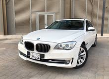km BMW 730 2015 for sale