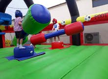 Biggest inflatable theme park in Bahrain