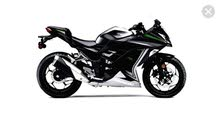 Great Offer for Kawasaki motorbike made in 2016