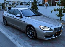 Gold BMW 650 2013 for sale