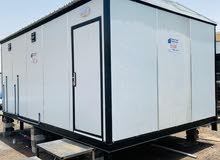 we are selling porta cabins