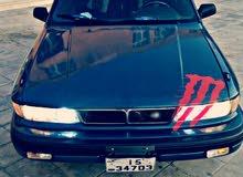 Mitsubishi Galant car for sale 1989 in Irbid city