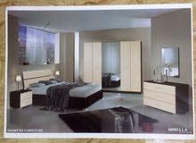 غرف نوم ايطالية اسمها ( ماريلا ) كريمة او اكحل  H