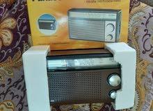 راديو قديم (بحاله جديده)