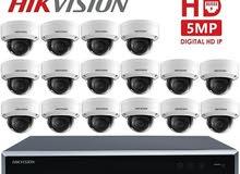 Hikvision 4 megapixels IP Camera 32 Channel NVR