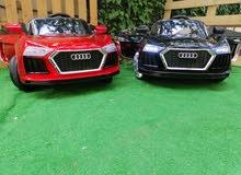 سيارات شحن ألعاب أطفال أودي الأصلية Audi