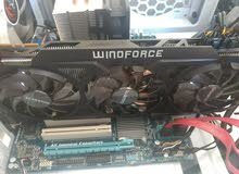 كرت Gtx 770 winforce oc 2gb