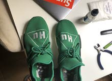 Pharrel x Adidas Human Race 2016 Green Authentic with Box