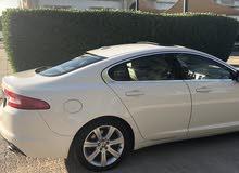 Jaguar XF 2010 For sale - White color