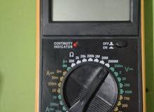 جهاز قياس تيار كهربا