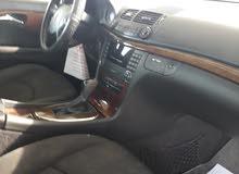 سيارة مرسيدس E200