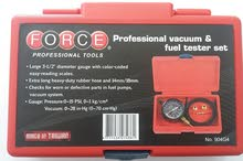 تخفيض جهاز قياس كفاءة المحرك..vacuum gauge