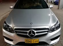Mercedes E350...2016