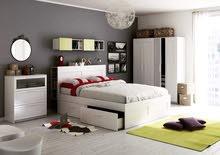 غرفة نوم من شركة ايكيا السويدية