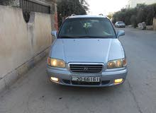 Hyundai Trajet car for sale 2002 in Irbid city
