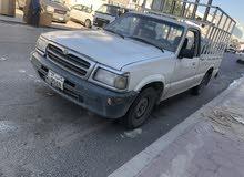 Mazda 2 1999 For sale - White color