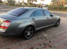 km Mercedes Benz S550 2007 for sale