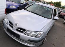 2003 Used Almera with Manual transmission is available for sale